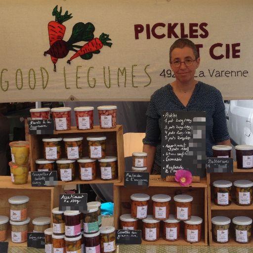 Good Légumes Pickles et cie